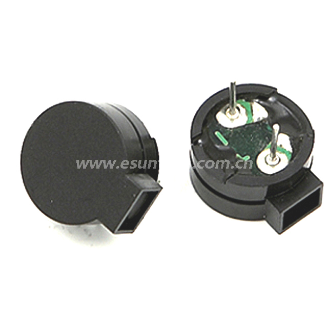 small magnetic transducer EET1260 1.5 volt High-Output Alarm buzzer -ESUNTECH