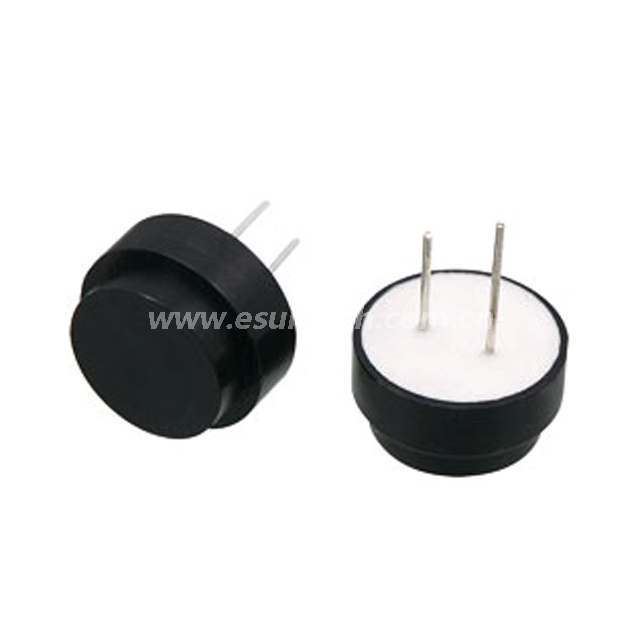 small ultrasonic sensor EUS16F-40FS-BA sealed 40khz 16mm sensor-ESUNTECH