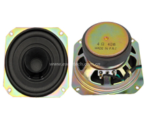 "Loudspeaker YD100-3-4F70UL 102mm*102mm 4"" Car Speaker Unit Used for Audio System"