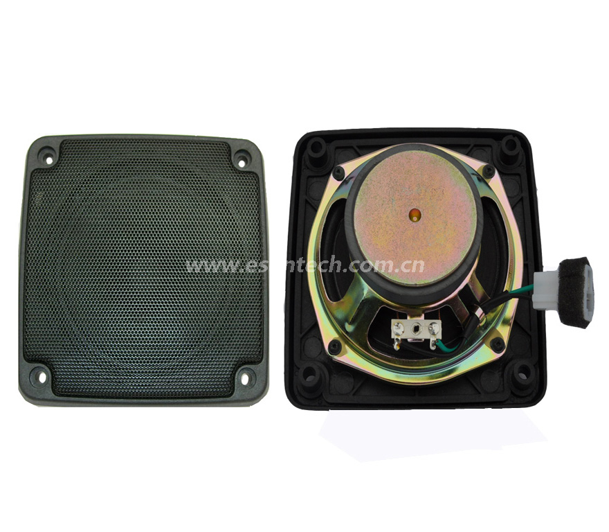 "Loudspeaker YD120-3-4F70UL 140mm*140mm 5.5"" Car Speaker drivers Used for Audio System car door speaker"