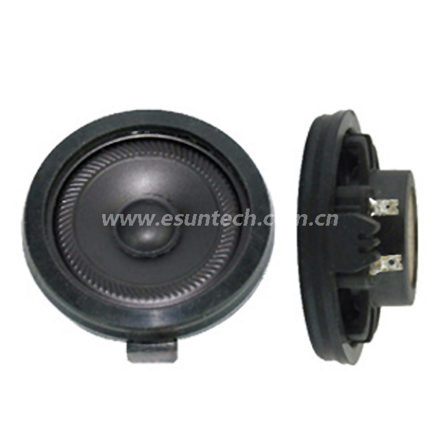 Loudspeaker YD50-19C-25F27M 2 Inch Plastic Housing Audio Speaker Drivers-ESUNTECH