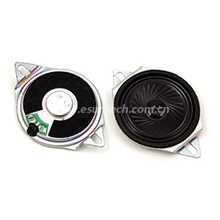 40mm speaker EST40N-D hole mouting metal frame -ESUNTECH