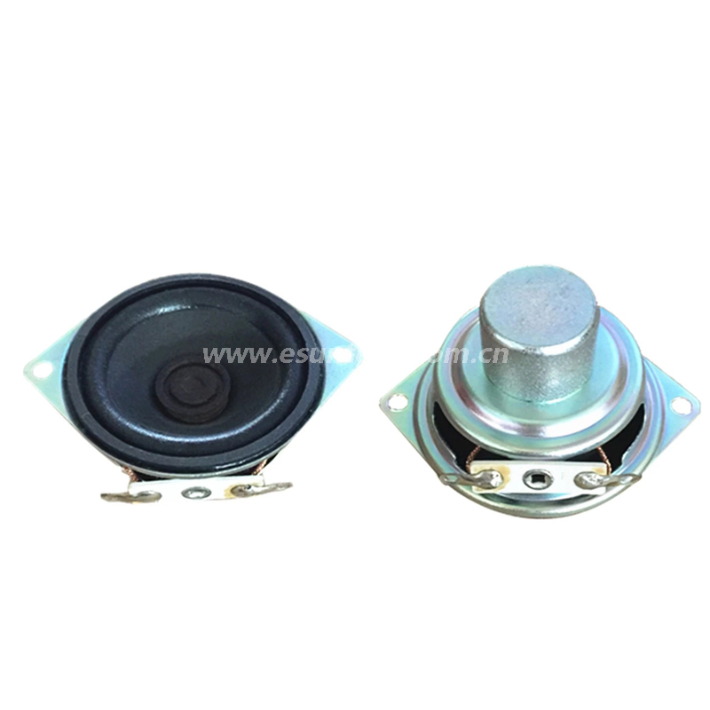 Loudspeaker 52mm YD52-02-8N12.95P-R 22mm magnet bluetooth Audio Speaker Drivers-ESUNTECH