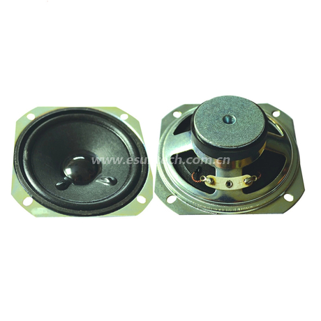 Loudspeaker 77mm YD77-43-8F40P-R 8 ohm Min Full Range Multimedia Speaker Drivers-ESUNTECH