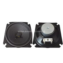 Loudspeaker 87mm Min Full Range Equipment Speaker Drivers-ESUNTECH