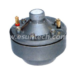 Driver unit ELD120-1 16 ohm 120W horn compression drivers - Changzhou Esuntech Co.,Ltd