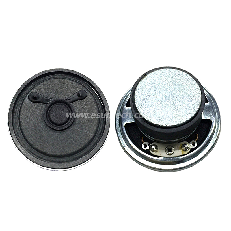 Loudspeaker 57mm YD57-29-8F45P-R Min Full Range Equipment Speaker Drivers-ESUNTECH