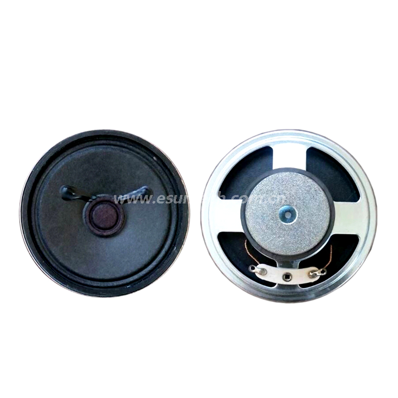Loudspeaker 66mm YD66-32-4F32P-R 4 ohm Equipment Speaker Drivers-ESUNTECH