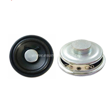 Loudspeaker 50mm YD50-43-32N12.5P-R Min Full Range Multimedia Speaker Drivers-ESUNTECH