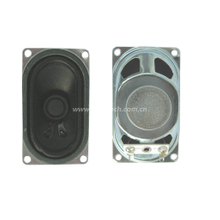 Loudspeaker YDP4070-2A-8N12.5C-R 70mm*40mm 4070 High Quality TV Speaker Drivers, Low Price Tv Speaker Unit -ESUTECH