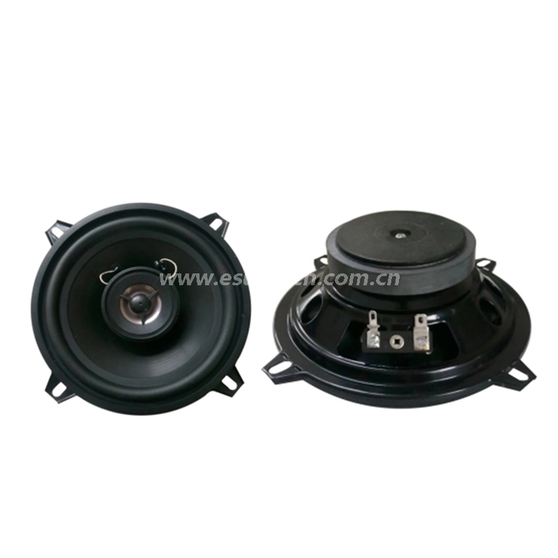 Loudspeaker 129mm YD129-01-4F70P-R Min Full Range car Speaker Drivers-ESUNTECH