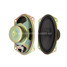 Loudspeaker 128mmx78mm YD813-01-8F40CT Min Full Range TV speaker laptop speaker Drivers-ESUNTECH