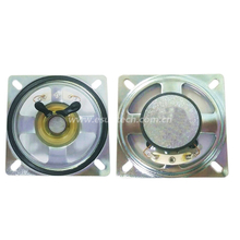 Loudspeaker 66mm YD66-49-4F32M-R 4 ohm Waterproof Speaker Drivers-ESUNTECH