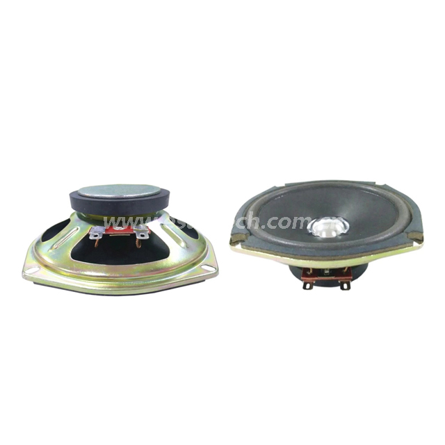 Loudspeaker 120mm YD120-50-4F60P-R Min Full Range Woofer Speaker Drivers-ESUNTECH